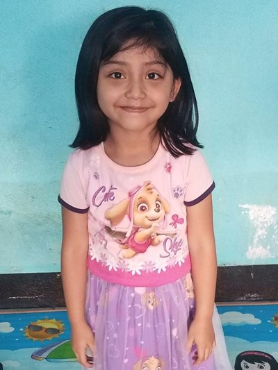 Help Valerie Ximena by becoming a child sponsor. Sponsoring a child is a rewarding and heartwarming experience.