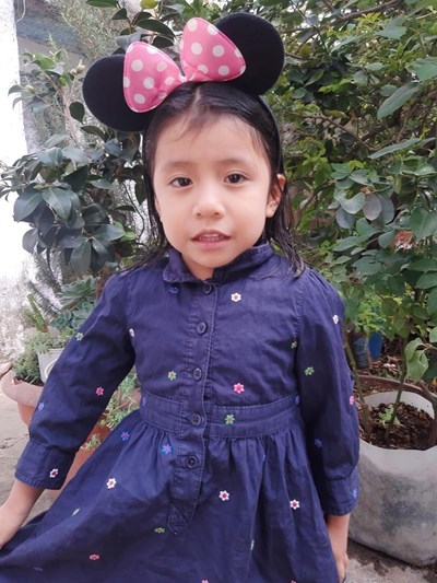 Help Adeline Sofia Rachel by becoming a child sponsor. Sponsoring a child is a rewarding and heartwarming experience.