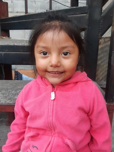 Help Dorcas F. A.  Rebeca by becoming a child sponsor. Sponsoring a child is a rewarding and heartwarming experience.