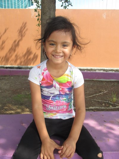 Help Karla Daniela by becoming a child sponsor. Sponsoring a child is a rewarding and heartwarming experience.