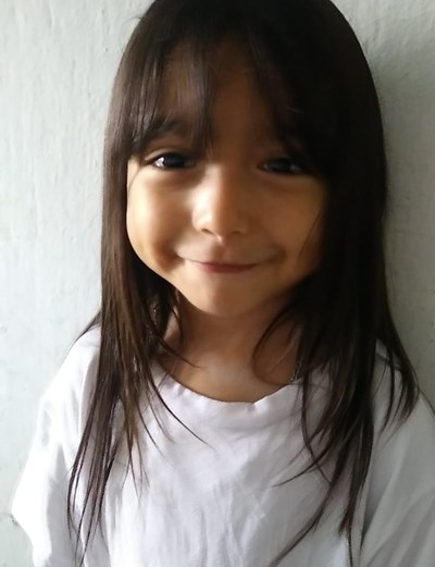 Help Katherine Dayana by becoming a child sponsor. Sponsoring a child is a rewarding and heartwarming experience.