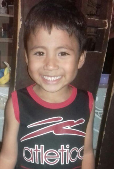 Help Marcos Gabriel by becoming a child sponsor. Sponsoring a child is a rewarding and heartwarming experience.