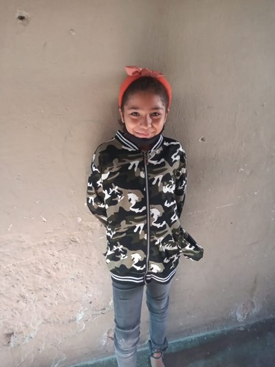 Help Dayana Jocelyn by becoming a child sponsor. Sponsoring a child is a rewarding and heartwarming experience.