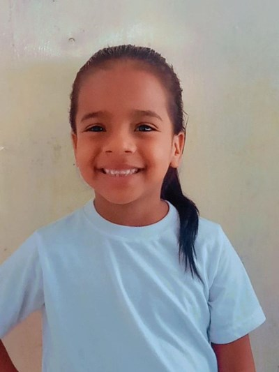 Help Yesly Ambar by becoming a child sponsor. Sponsoring a child is a rewarding and heartwarming experience.