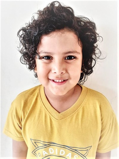 Help Julio Gerard by becoming a child sponsor. Sponsoring a child is a rewarding and heartwarming experience.