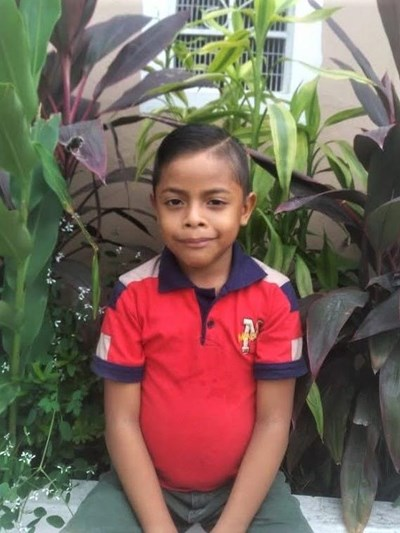 Help Adrian Saul by becoming a child sponsor. Sponsoring a child is a rewarding and heartwarming experience.
