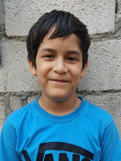 Help Piero Lenin by becoming a child sponsor. Sponsoring a child is a rewarding and heartwarming experience.