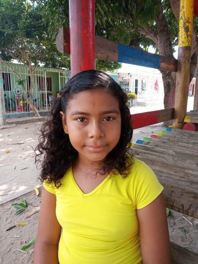 Help Zuleinys Paola by becoming a child sponsor. Sponsoring a child is a rewarding and heartwarming experience.