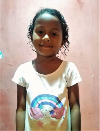 Help Valentina Sofia by becoming a child sponsor. Sponsoring a child is a rewarding and heartwarming experience.