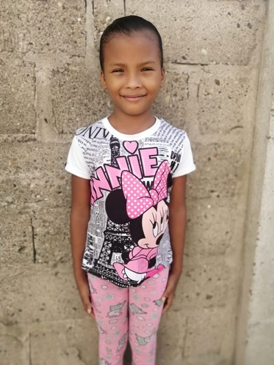 Help Valerin Sofia by becoming a child sponsor. Sponsoring a child is a rewarding and heartwarming experience.