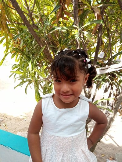 Help Natasha Michel by becoming a child sponsor. Sponsoring a child is a rewarding and heartwarming experience.