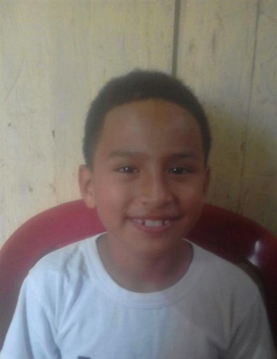 Help Maykel Jahir by becoming a child sponsor. Sponsoring a child is a rewarding and heartwarming experience.