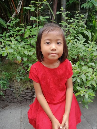 Help Samarah L. by becoming a child sponsor. Sponsoring a child is a rewarding and heartwarming experience.