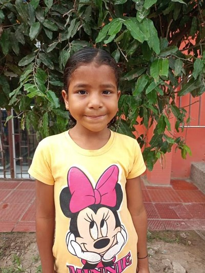 Help Michell Paola by becoming a child sponsor. Sponsoring a child is a rewarding and heartwarming experience.