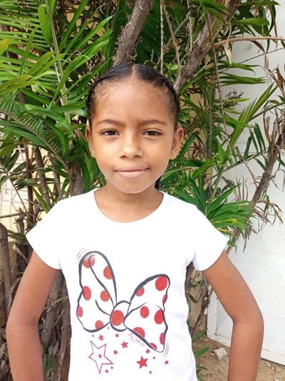 Help Mariana Isbella by becoming a child sponsor. Sponsoring a child is a rewarding and heartwarming experience.