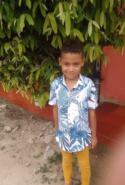 Help Issaac David by becoming a child sponsor. Sponsoring a child is a rewarding and heartwarming experience.