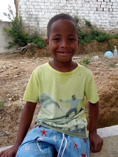 Help Alejandro Yair by becoming a child sponsor. Sponsoring a child is a rewarding and heartwarming experience.