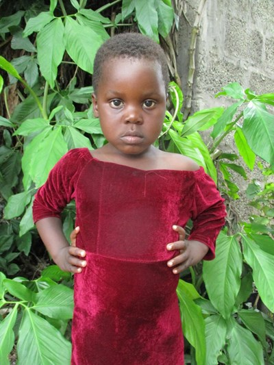 Help Jackline by becoming a child sponsor. Sponsoring a child is a rewarding and heartwarming experience.