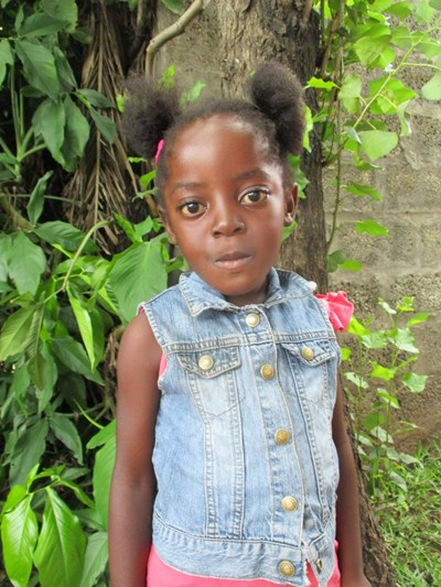 Help Faith by becoming a child sponsor. Sponsoring a child is a rewarding and heartwarming experience.