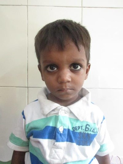 Help Arun by becoming a child sponsor. Sponsoring a child is a rewarding and heartwarming experience.