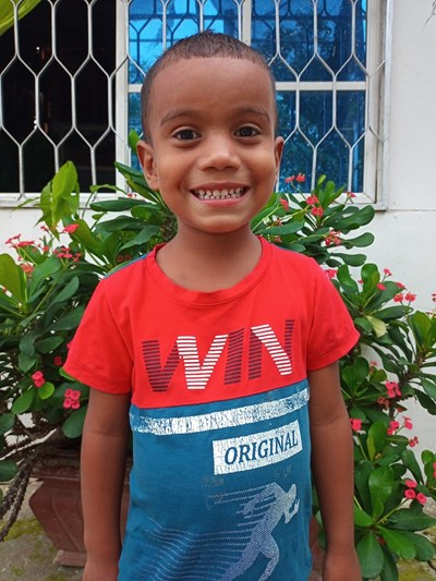 Help Samuel David by becoming a child sponsor. Sponsoring a child is a rewarding and heartwarming experience.