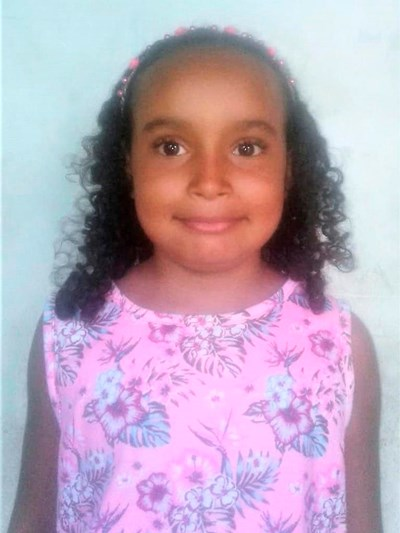 Help Valentina Sarai by becoming a child sponsor. Sponsoring a child is a rewarding and heartwarming experience.
