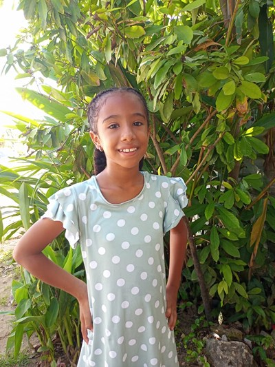 Help Margareth Sofia by becoming a child sponsor. Sponsoring a child is a rewarding and heartwarming experience.