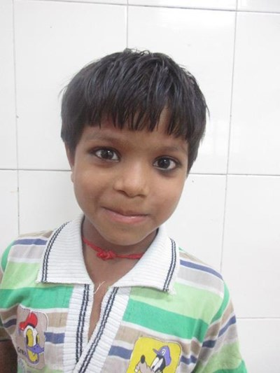 Help Keshav by becoming a child sponsor. Sponsoring a child is a rewarding and heartwarming experience.