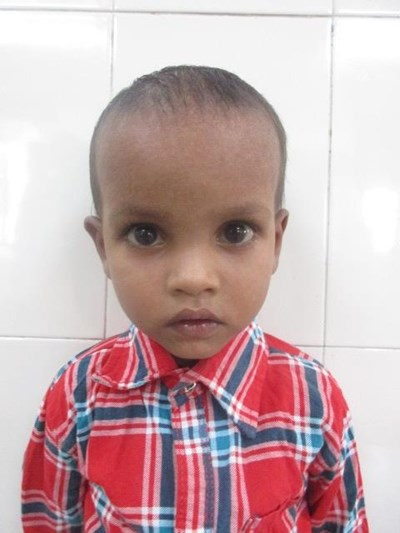 Help Vidya by becoming a child sponsor. Sponsoring a child is a rewarding and heartwarming experience.