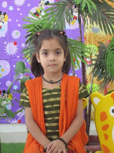 Help Archana by becoming a child sponsor. Sponsoring a child is a rewarding and heartwarming experience.