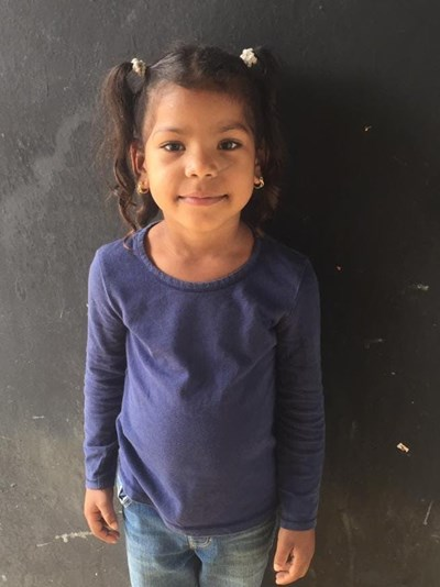 Help Yohanny Altagracia by becoming a child sponsor. Sponsoring a child is a rewarding and heartwarming experience.