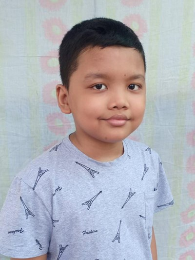 Help Miguel Shawn P. by becoming a child sponsor. Sponsoring a child is a rewarding and heartwarming experience.