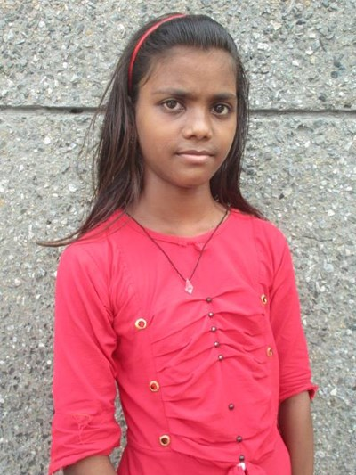 Help Anamika by becoming a child sponsor. Sponsoring a child is a rewarding and heartwarming experience.