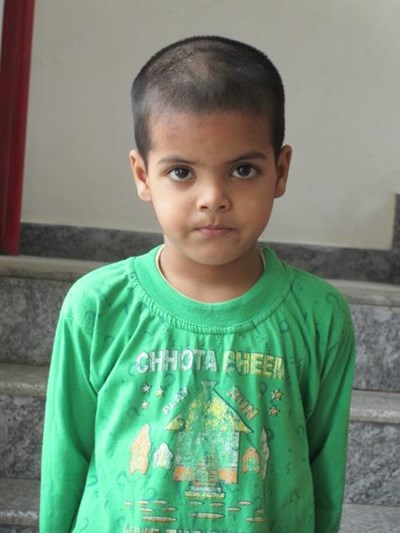 Help Yash by becoming a child sponsor. Sponsoring a child is a rewarding and heartwarming experience.