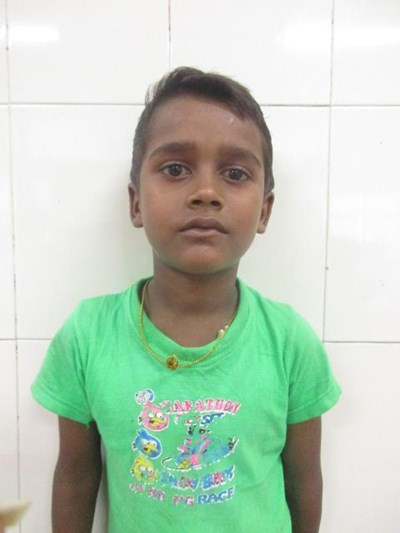 Help Arjun by becoming a child sponsor. Sponsoring a child is a rewarding and heartwarming experience.