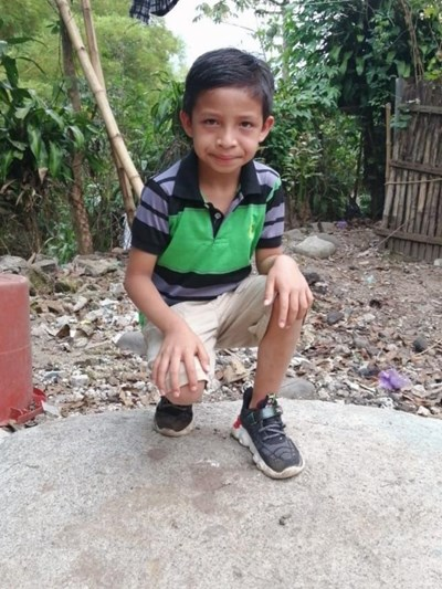 Help Marcos Adolfo by becoming a child sponsor. Sponsoring a child is a rewarding and heartwarming experience.