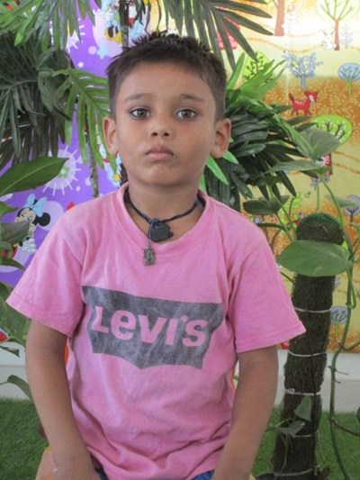 Help Mukul by becoming a child sponsor. Sponsoring a child is a rewarding and heartwarming experience.