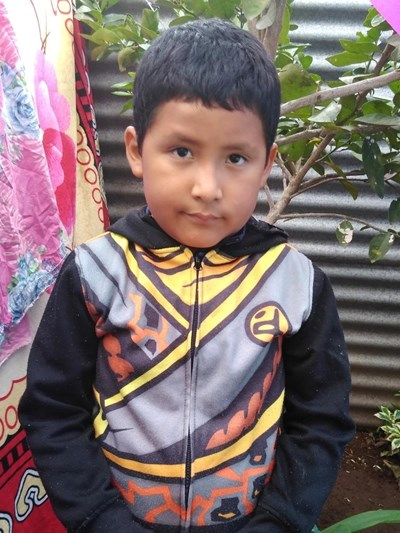 Help Jose Manuel Alejandro by becoming a child sponsor. Sponsoring a child is a rewarding and heartwarming experience.