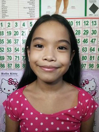 Help Mikaela A. by becoming a child sponsor. Sponsoring a child is a rewarding and heartwarming experience.
