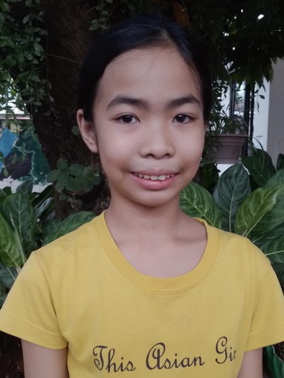 Help Alexandra Rose R. by becoming a child sponsor. Sponsoring a child is a rewarding and heartwarming experience.