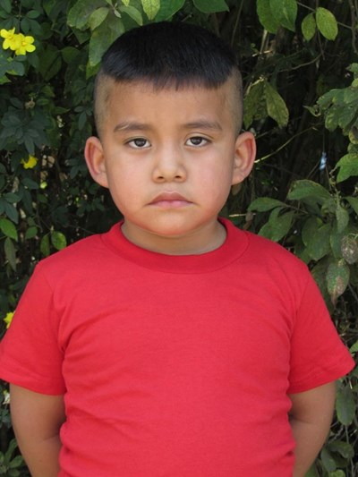Help Edgar Ezequiel by becoming a child sponsor. Sponsoring a child is a rewarding and heartwarming experience.