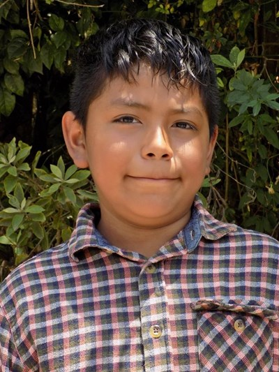 Help David Manuel by becoming a child sponsor. Sponsoring a child is a rewarding and heartwarming experience.