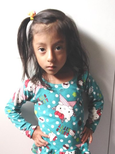 Help Alice Valentina by becoming a child sponsor. Sponsoring a child is a rewarding and heartwarming experience.