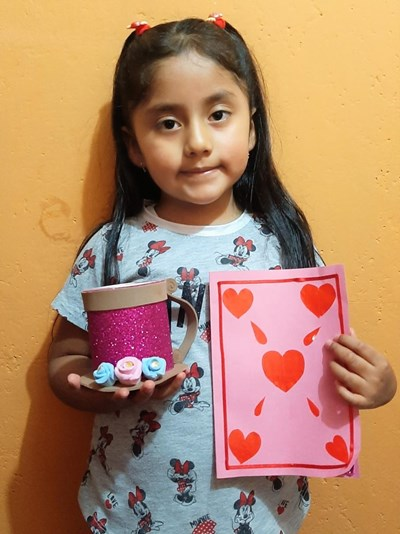 Help Valentina Sarahi by becoming a child sponsor. Sponsoring a child is a rewarding and heartwarming experience.