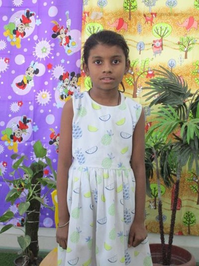 Help Madhubala by becoming a child sponsor. Sponsoring a child is a rewarding and heartwarming experience.