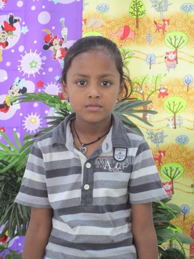 Help Nandini by becoming a child sponsor. Sponsoring a child is a rewarding and heartwarming experience.