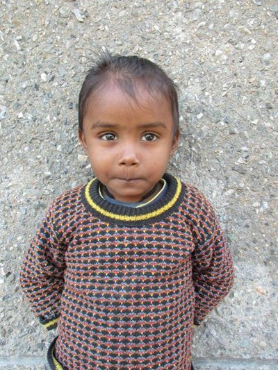 Help Riyanshu by becoming a child sponsor. Sponsoring a child is a rewarding and heartwarming experience.