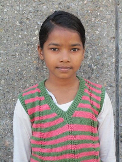 Help Aashita by becoming a child sponsor. Sponsoring a child is a rewarding and heartwarming experience.