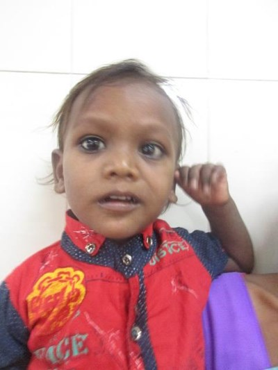 Help Kartik by becoming a child sponsor. Sponsoring a child is a rewarding and heartwarming experience.