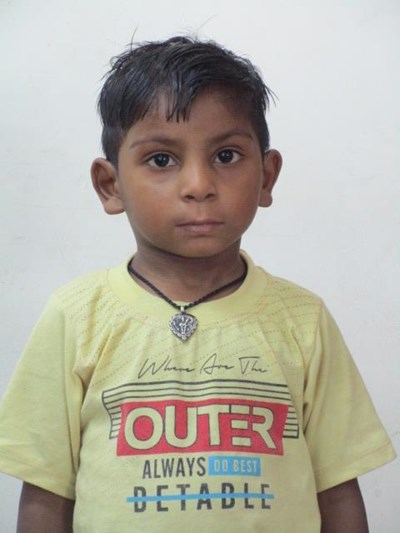 Help Anuj by becoming a child sponsor. Sponsoring a child is a rewarding and heartwarming experience.